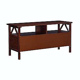 Titian TV Stand in Tobacco