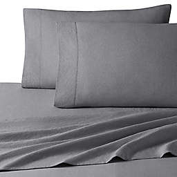 UGG® Devon Garment Washed Twin Sheet Set in Charcoal