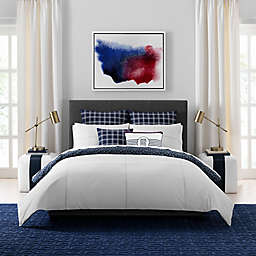 Tommy Hilfiger® Modern 3-Piece Reversible Comforter Set in White
