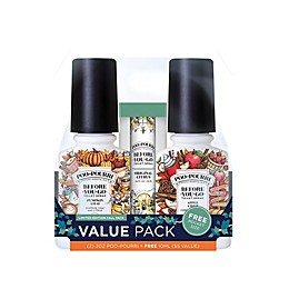 Poo-Pourri® Before-You-Go® 3-Pack Fall Toilet Spray Set