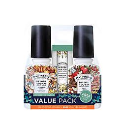 Poo-Pourri® Before-You-Go® 3-Pack Fall Toilet Spray Set