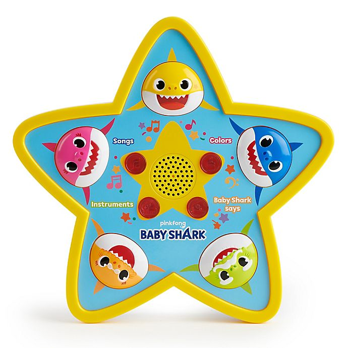 Alternate image 1 for Pinkfong Baby Shark Musical Play Pad