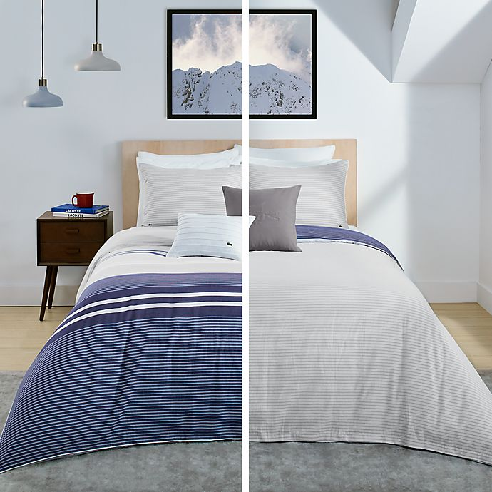Alternate image 1 for Lacoste Smash Bedding Collection