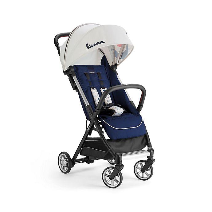 Alternate image 1 for Inglesina Quid Compact Single Stroller in Vespa Blue