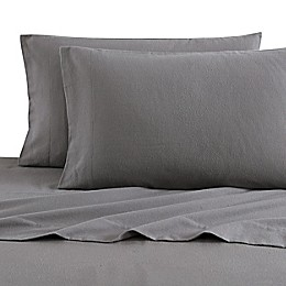 Bee & Willow™ Home Solid Flannel Sheet Set