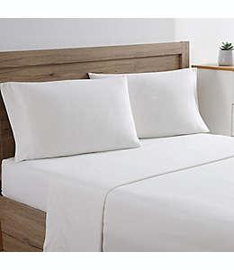 Set de sábanas individuales de franela Bee & Willow™ Home color blanco