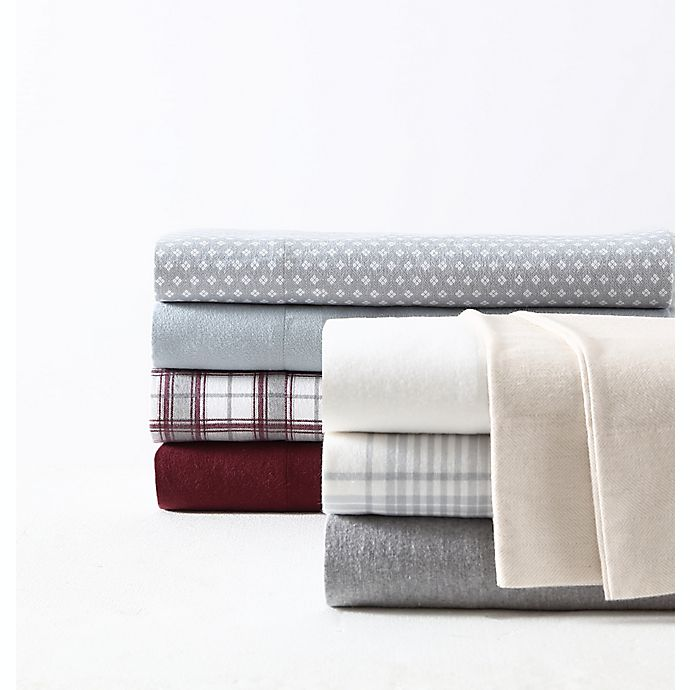 Alternate image 1 for UGG® Cotton Flannel Sheet Collection