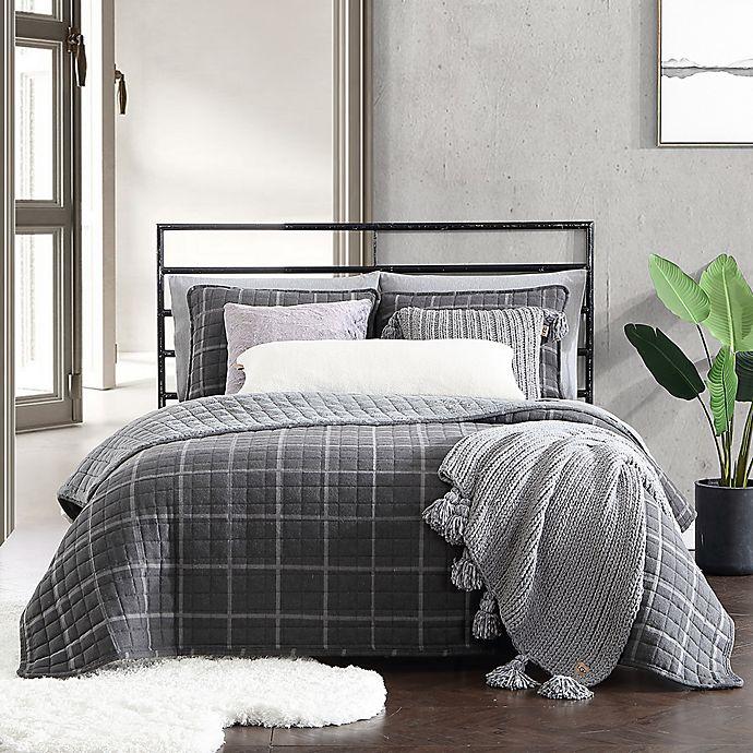 Alternate image 1 for UGG® Colin 3-Piece Reversible Quilt Set