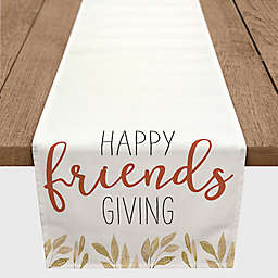 "Designs Direct ""Happy Friendsgiving"" Table Runner"
