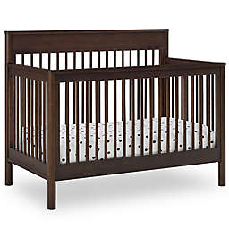 Delta Children® Remy 6-in-1 Convertible Crib in Walnut Espresso