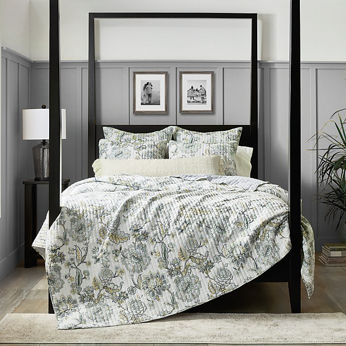 Alternate image 1 for Bee & Willow™ Home Terra Rosa 3-Piece Reversible Quilt Set