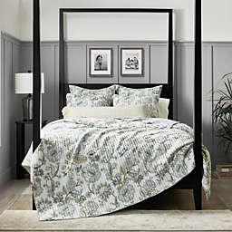 Bee & Willow™ Home Terra Spa 3-Piece Reversible Quilt Set in Grey