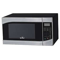 Willz 0.9 cu.ft. Microwave Oven in Stainless Steel