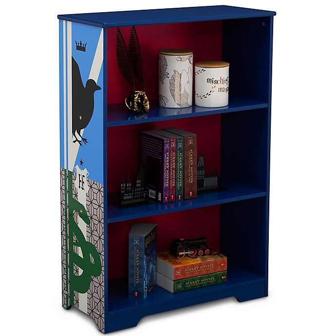 Alternate image 1 for Delta Children Harry Potter™ Deluxe 3-Shelf Bookcase