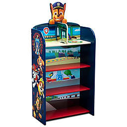 Delta Children Nick Jr.™ PAW Patrol Wooden Playhouse 4-Shelf Bookcase