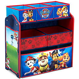 Delta Children Nick Jr.™ PAW Patrol 6-Bin Design and Store Toy Organizer