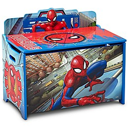 Delta Children Spider-Man Deluxe Toy Box