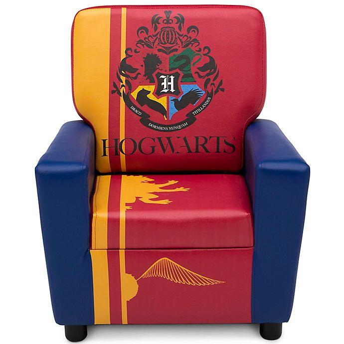 Alternate image 1 for Delta Children® Harry Potter™ High Back Upholstered Chair in Blue
