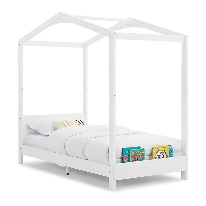 Alternate image 1 for Delta Children Poppy House Twin Platform Bed