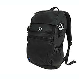 Swiss Digital Sound Byte Backpack in Black