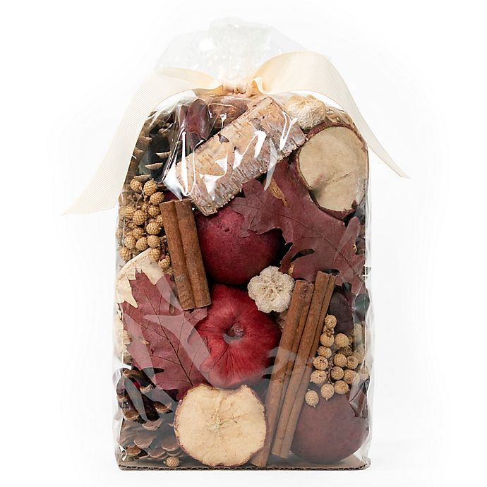 Alternate image 1 for Bee & Willow™ Home Cinnamon & Apple Harvest Potpourri Bag