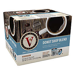 Victor Allen® Donut Shop Blend Coffee Pods for Single Serve Coffee Makers 60-Count