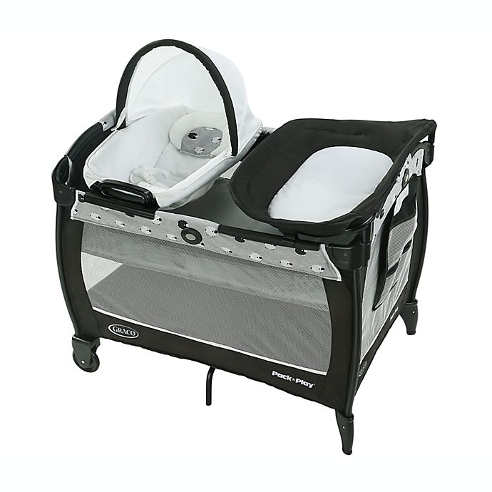 Alternate image 1 for Graco® Pack 'n Play® Close2Baby Playard