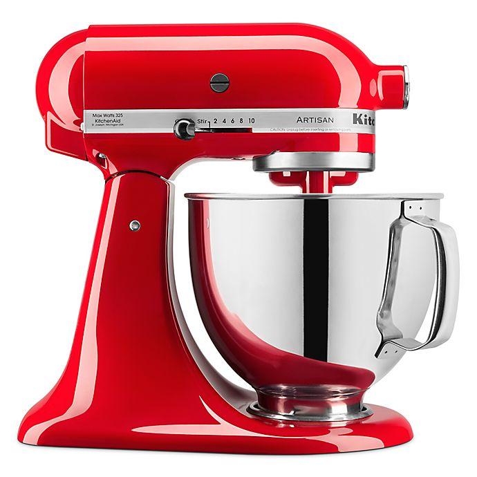 Alternate image 1 for KitchenAid® 5 qt. Artisan® Series Tilt-Head Stand Mixer