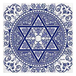 C.R. Gibson Spode Judaica Hanukkah Paper Lunch Napkins (Set of 16)