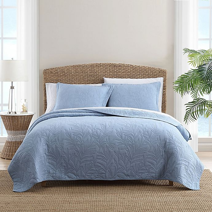 Alternate image 1 for Tommy Bahama® Solid Costa Sera Bedding Collection