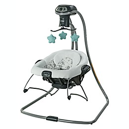Graco® DuetConnect™ LX Swing + Bouncer in White