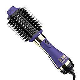 Hot Tools Signature Series One-Step Blowout Detachable Volumizer and Hair Dryer in Purple
