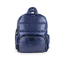 7AM® Enfant Voyage BK718 Unisex Diaper Backpack in Navy