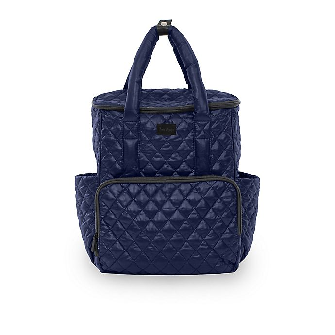 Alternate image 1 for 7AM® Enfant Voyage London Diaper Backpack in Navy