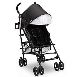 Delta Children Jeep® PowerGlyde Plus Umbrella Stroller in Black
