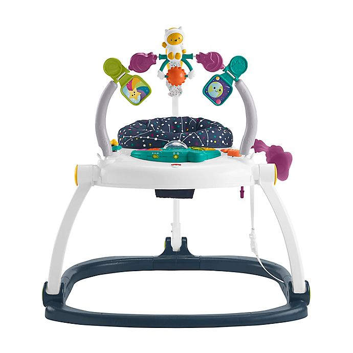Alternate image 1 for Fisher-Price® Space Saver Bouncy Jumperoo®