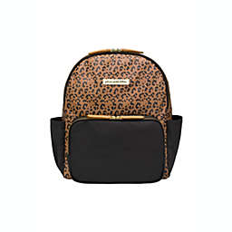 Petunia Pickle Bottom® District Backpack in Leopard/Black