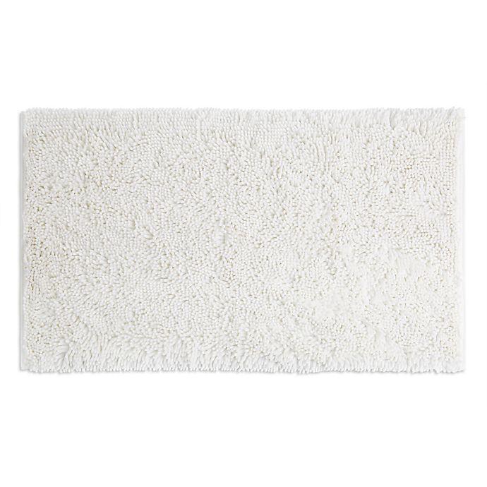 Alternate image 1 for SALT™ Noodle Woven Bath Rug in White