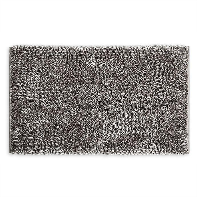 Alternate image 1 for SALT™ Noodle Woven Bath Rug in Grey
