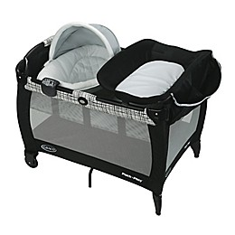 Graco® Pack 'n Play® Playard Newborn Seat Oasis with Soothe Surround™ in Teigen