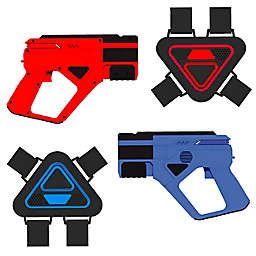 Sharper Image® Laser Tag Gun Blaster and Vest Armor Set