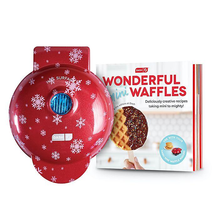 Alternate image 1 for Dash® Wonderful Mini Waffle Gift Set