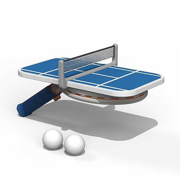 Alternate image 1 for Black Series Handheld Table Tennis Game