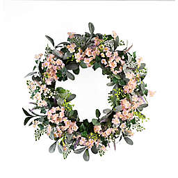 28-Inch Faux Wreath
