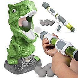 Discovery Kids™ T-Rex Feeding Game in Green/White