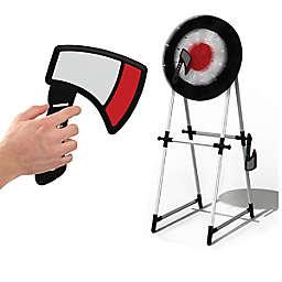 Black Series Axe and Throwing Star Target Set