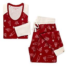 Burt's Bees Baby® Women's 2-Piece Hats Off Organic Cotton Pajama Set