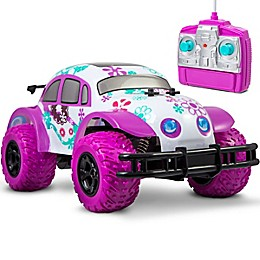 Sharper Image® Pixie Cruiser Remote Controlled Car in White/Pink