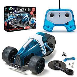 Toy Remote Control DIY Trike in Blue/White