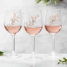 Rosé 12 oz. Wine Glass